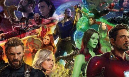 Primeiro trailer do novo 'Os Vingadores' supera 37 milhões de visualizações