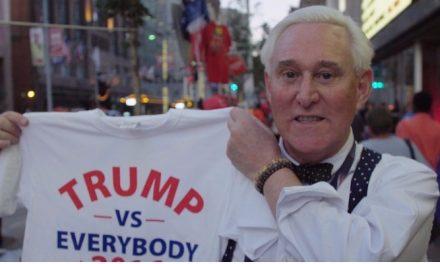Netflix quer documentário sobre 'maquiavélico conselheiro' de Trump no Oscar