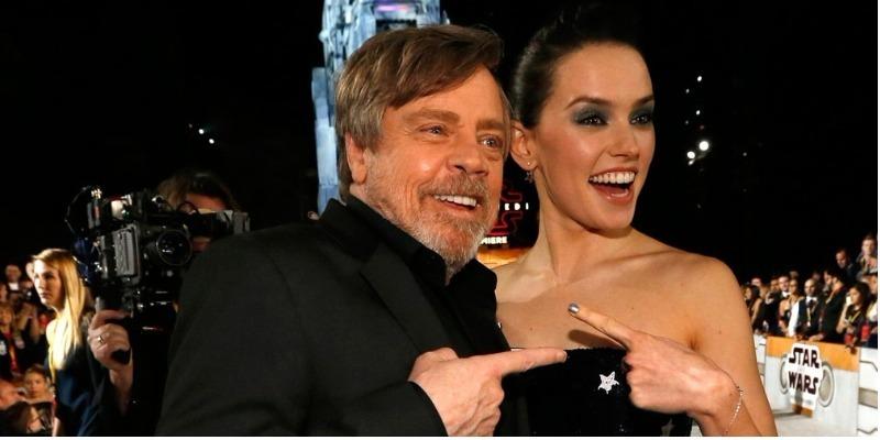 Pré-estreia de 'Star Wars – Os Últimos Jedi' agita Los Angeles