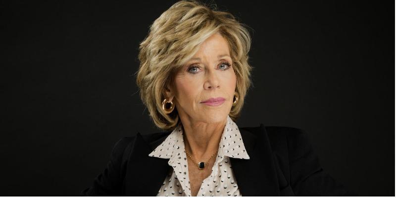 Jane Fonda completa 80 anos e mantém vigor com série de filmes