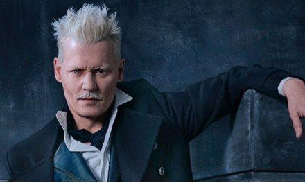 J.K Rowling defende escalação de Johnny Depp em 'Animais Fantásticos'
