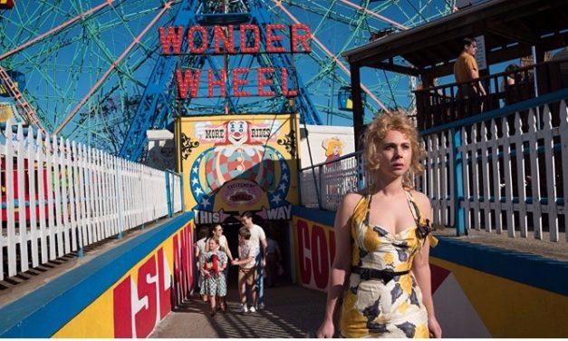 Woody Allen faz passeio nostálgico por Coney Island em 'Roda gigante'