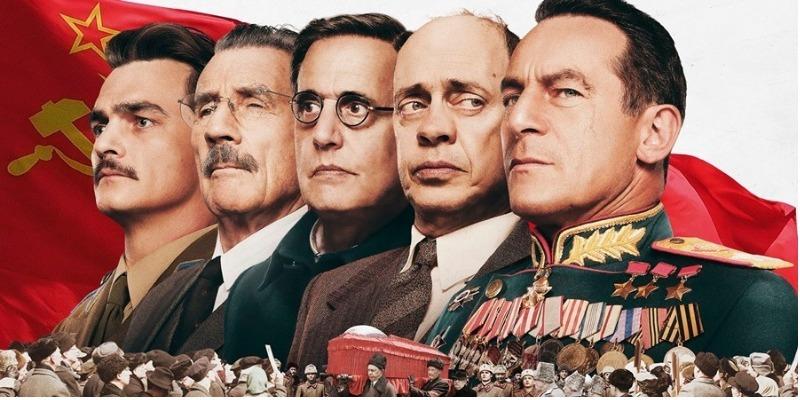Governo da Rússia retira 'A Morte de Stalin' dos cinemas do país