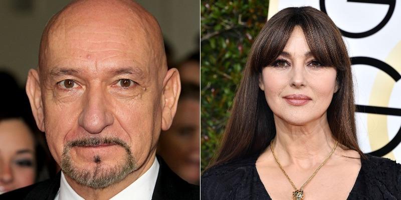 Ben Kingsley e Monica Bellucci serão protagonistas de suspense de espionagem