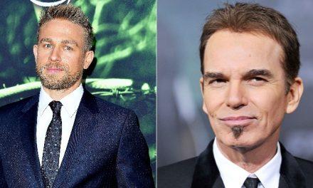 Charlie Hunnam e Billy Bob Thornton se juntam ao elenco de 'A Million Little Pieces'