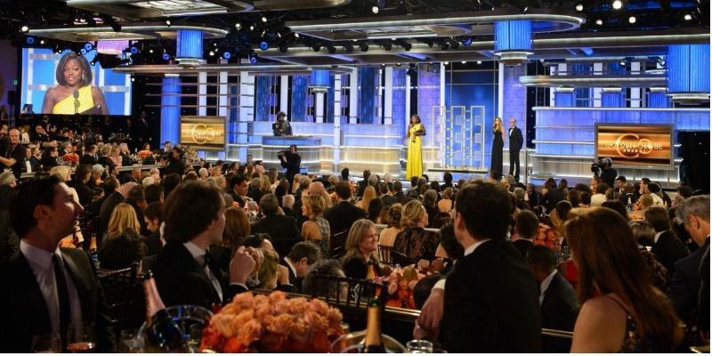 Globo de Ouro tenta iniciar temporada de premiações em meio a escândalos sexuais