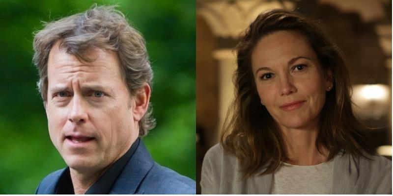 Greg Kinnear e Diane Lane são as novidades do elenco de 'House of Cards'