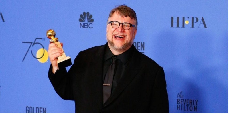 Por 'A Forma da Água', Guillermo Del Toro vence o prêmio do Sindicato dos Diretores