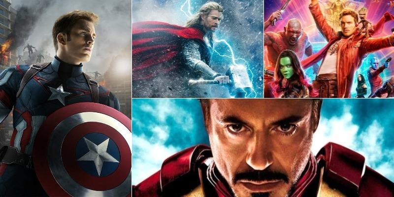 10 Anos do Universo Marvel nos cinemas: qual herói teve os melhores filmes?