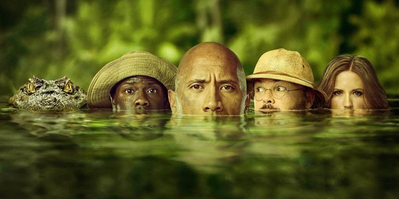 Sony inicia negociações para sequência de 'Jumanji: Bem-Vindo à Selva'