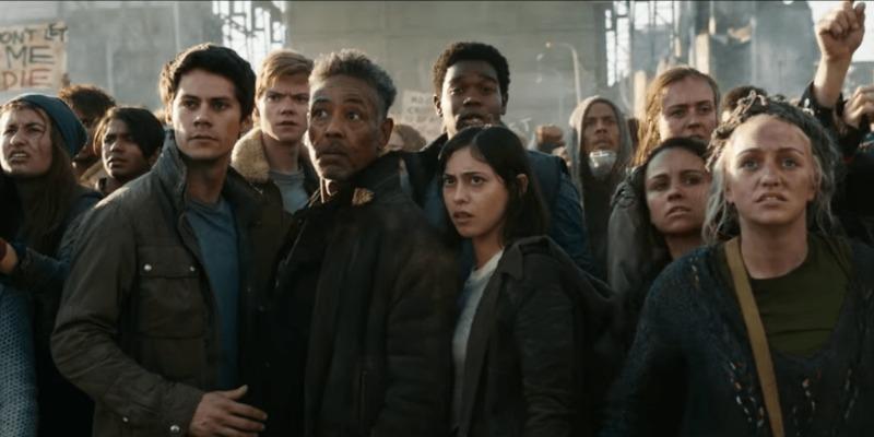 'Maze Runner' estreia como o filme mais visto nos cinemas brasileiros neste fim de semana
