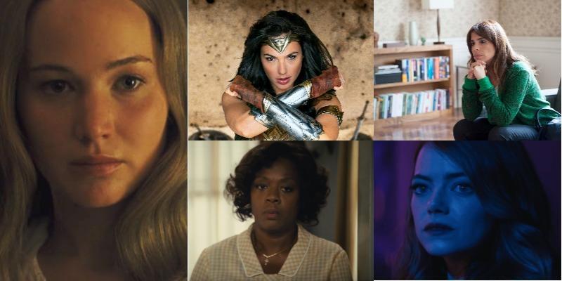 Cine Set elege a Melhor Atriz do Cinema em 2017