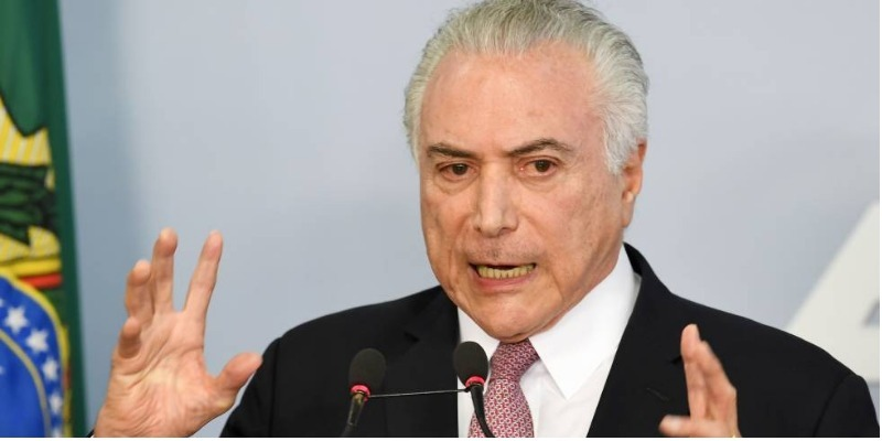 Michel Temer prorroga Recine e Lei do Audiovisual até 2019