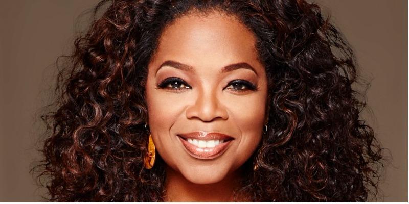 Oprah anuncia