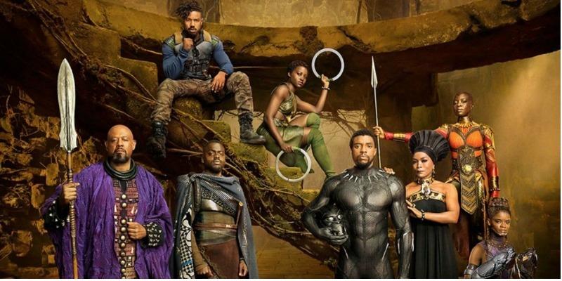 Pantera Negra chega esta semana em 3D aos cinemas