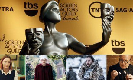 SAG 2018: veja a lista completa dos indicados em cinema e televisão