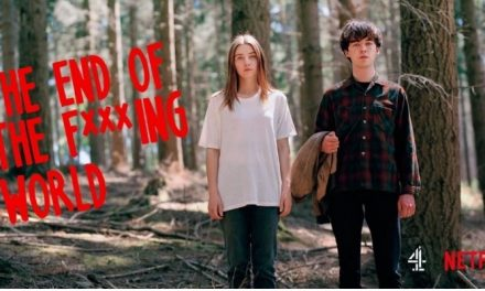 'The End of the F***ing World': série com proposta boba se destaca pelo humor negro