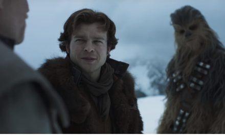 'Han Solo' faz a estreia mais fraca de 'Star Wars' nos cinemas americanos dos últimos anos