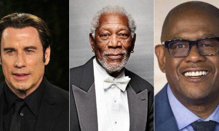 John Travolta, Morgan Freeman e Forest Whitaker estarão juntos em novo filme