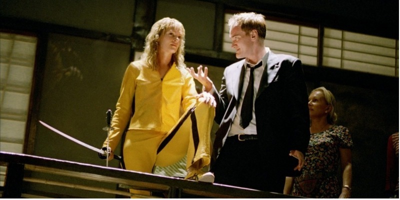 Uma Thurman planeja retomar parceria com Quentin Tarantino