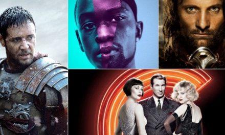 Oscar: TOP 5 Ganhadores de Melhor Filme de 2000 a 2017
