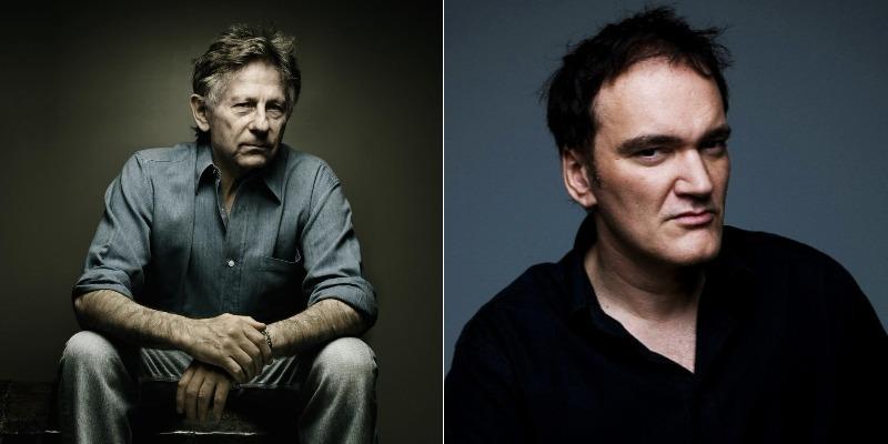 Roman Polanski será personagem central do novo filme de Quentin Tarantino