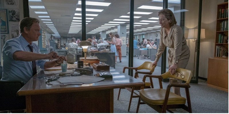 """The Post: A Guerra Secreta"": Spielberg exagera nas tintas e apela na defesa do jornalismo"