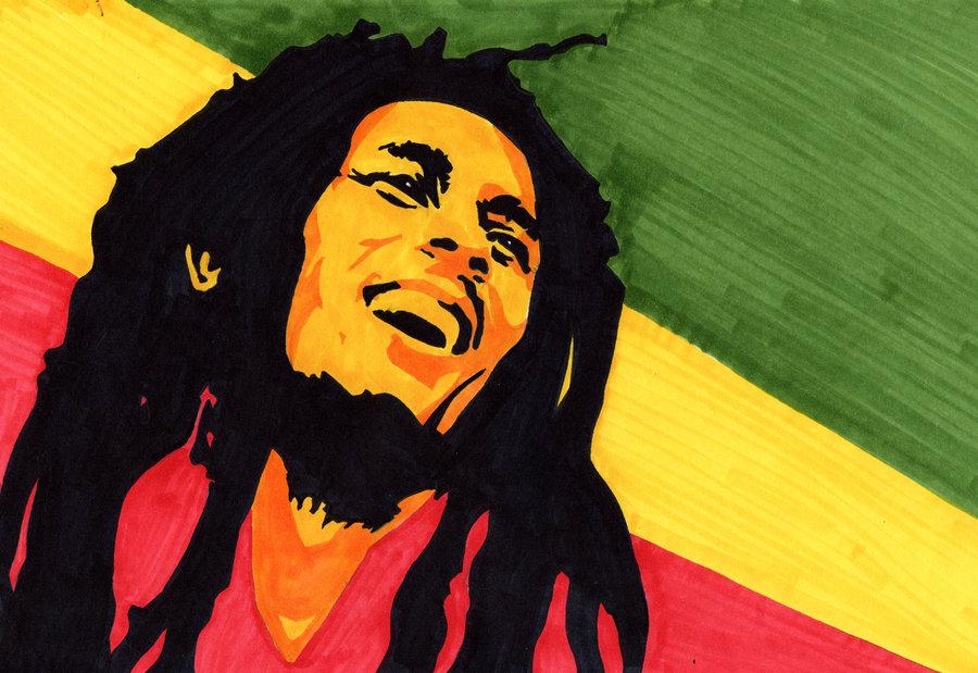 Vida de Bob Marley deve virar tema de filme produzido pelo filho do cantor