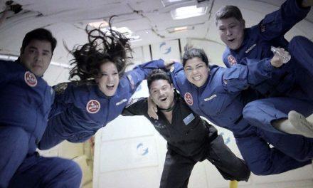 Comédia brasileira tem cenas gravadas dentro da NASA