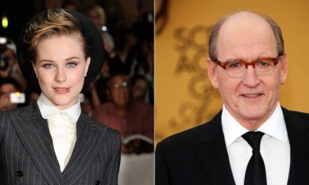 Evan Rachel Wood e Richard Jenkins estão confirmados no elenco de drama familiar