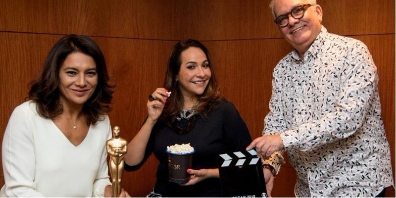 Dira Paes substitui Miguel Falabella na transmissão do Oscar 2018 na Globo