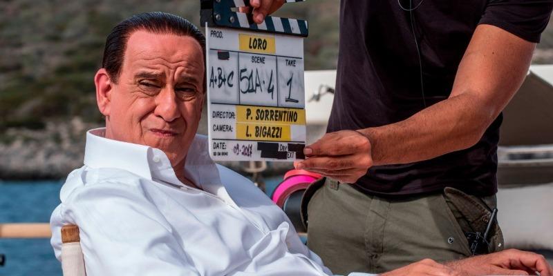 Paolo Sorrentino divide filme sobre Silvio Berlusconi em duas partes, diz site