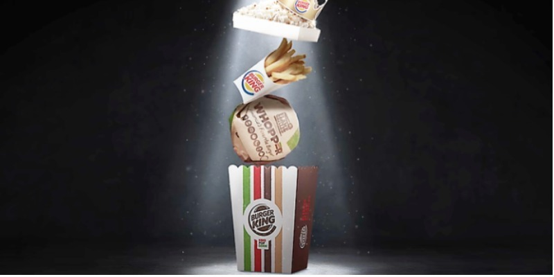 Burger King cria estratégia inusitada para driblar lei dos cinemas no Peru