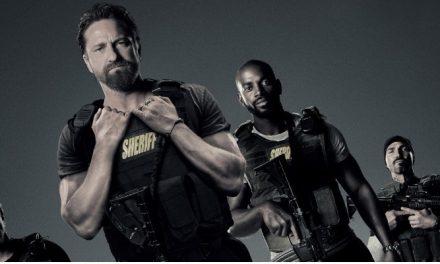 'Covil de Ladrões' = Reunião clichês policiais + Doping de testosterona
