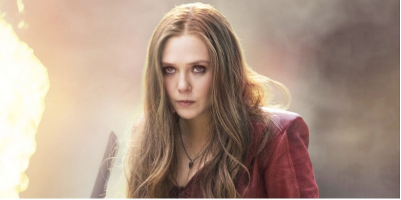 Elizabeth Olsen descarta chance de filme solo da Feiticeira Escarlate
