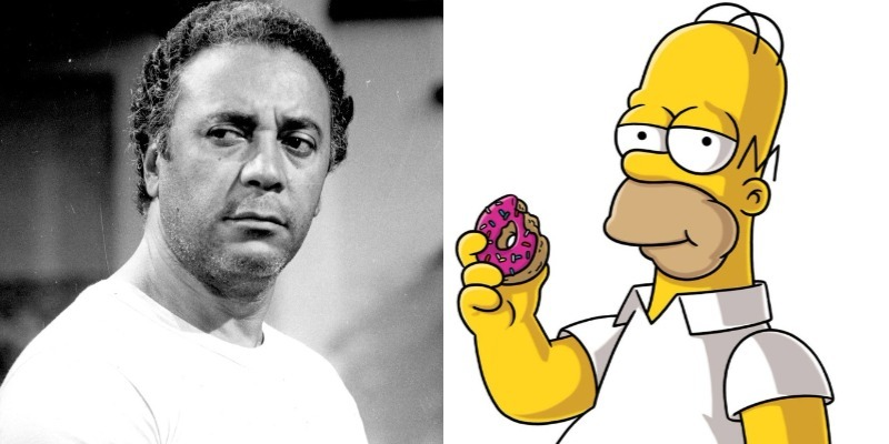 Dublador de Homer Simpson morre aos 81 anos no Rio de Janeiro