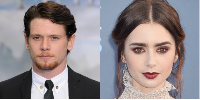 Jack O'Connell e Lily Collins serão protagonistas do suspense 'The Cradle'