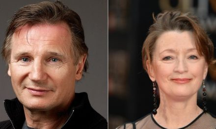 Liam Neeson e Lesley Manville serão protagonistas do romance 'Normal People'