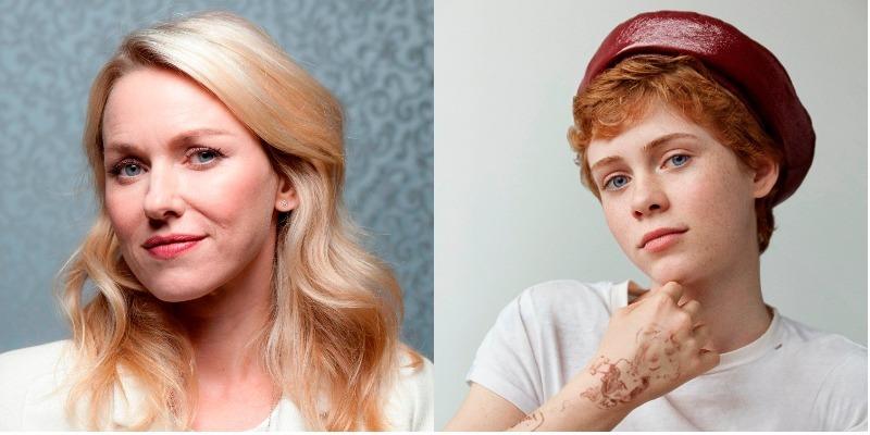 Naomi Watts e destaque de 'It' serão mãe e filha em 'Burning Season'