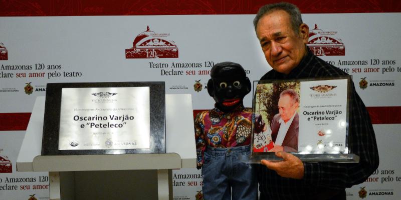 Museu Amazônico exibe documentário sobre Oscarino nesta quarta-feira