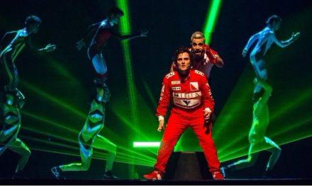 Musical sobre Senna terá exibições em cinema de Manaus
