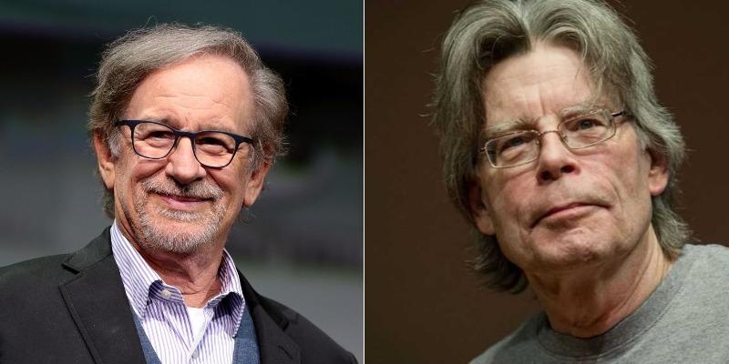 Steven Spielberg fala sobre chance de dirigir filme baseado em livro de Stephen King