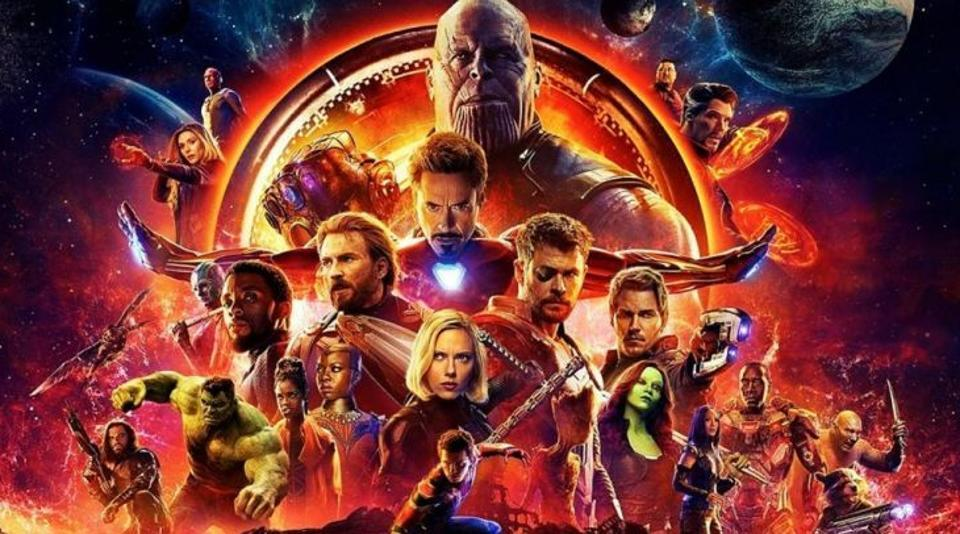 'Os Vingadores: Guerra Infinita' é a maior estreia da história nos cinemas do Brasil