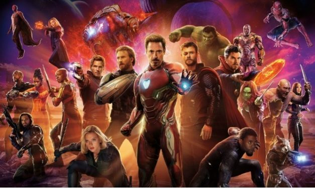 'Os Vingadores: Guerra Infinita' segue no topo das bilheterias brasileiras