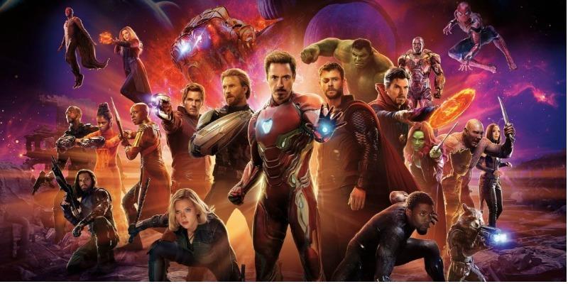 'Os Vingadores: Guerra Infinita' alcança maior abertura de estreia dos cinemas dos EUA