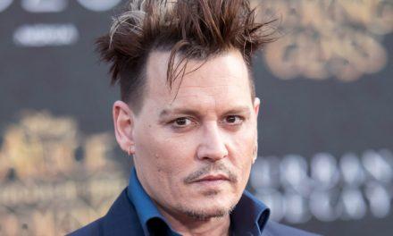 Johnny Depp é processado por suposta agressão em novo filme