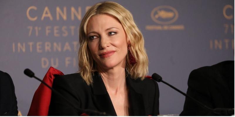 Cate Blanchett explica escolhas do júri após a premiação no Festival de Cannes 2018