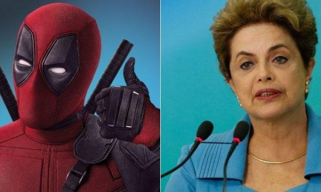 Cinemas de Manaus destacam de 'Deadpool 2' a impeachment de Dilma Rousseff