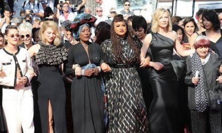 Festival de Cannes se compromete na luta por igualdade de gênero