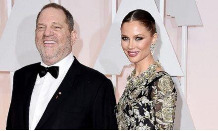 Pela primeira vez, Georgina Chapman fala sobre escândalos do ex-marido Harvey Weinstein